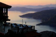 Yediburunlar Lighthouse - Fethiye Turkey