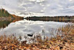 Sääkuva: Tyyntä ja pilvistä Oulujärvellä Mountains, Nature, Travel, Naturaleza, Viajes, Trips, Off Grid, Natural, Mother Nature