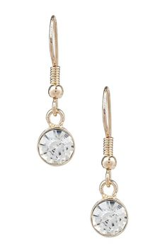 Type 1 Simple Sparkle Earrings - New Arrivals