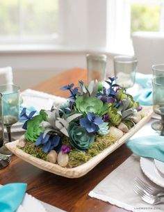 Bye-Bye Blooms: 15 Frugal & Fabulous Wedding Centerpieces Without Any Flowers in Sight