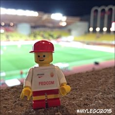 Février - Mini-supporter @ Stade Louis II, Monaco