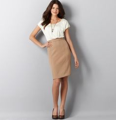 Loft - LOFT Dresses - Blouson Dress