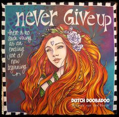 Dylusions paints, Dutch Doobadoo stencils and Crafts&me image