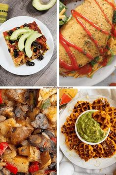 The plant based diet is gaining some huge traction lately because of its health benefits. If you are new to the plant based diet, you may be looking for some delicious breakfast ideas to keep you full all morning! Plant based breakfast recipes are a great way to stay full all morning long! Check out these 33 Dairy free, vegan, wholesome and delicious recipes to start your day with a healthy breakfast! Blueberry Oat Bars, Baked Pumpkin Oatmeal, Plant Based Diet Meals, Diet Grocery Lists, Sweet Potato Waffles, Cherry Smoothie, Vegetarian Italian, Breakfast Smoothie Recipes, Plant Based Breakfast