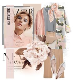 """""""Untitled #1892"""" by lola-8march1982 ❤ liked on Polyvore featuring Elie Tahari, Zara, Chicwish, 8 and Giambattista Valli"""