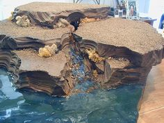 Rocky bluff III by 56th and Main, via Flickr