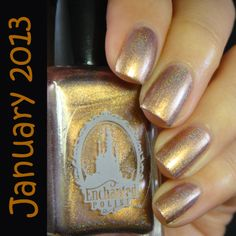 Enchanted Polish January 2013