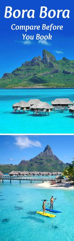 Considering a trip to Bora Bora? Don't over pay for your vacation or honeymoon, save money and compare the best prices from the top travel sites.
