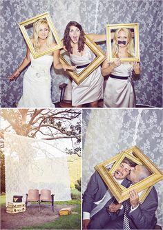 'Boda a la vista' nos cuenta cómo hacer un photocall el día de tu boda #novias #bodas