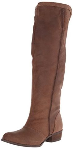 Naughty Monkey Women's Stolen Night Slouch Boot -- Quickly view this special boots, click the image : Over the knee boots Women's Over The Knee Boots, Knee High Boots, Bootie Boots, Women's Boots, Fashion Boots, Me Too Shoes, Riding Boots, Booty, Monkey