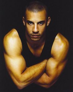 Vin Diesel  - American actor, producer, director, and screenwriter.
