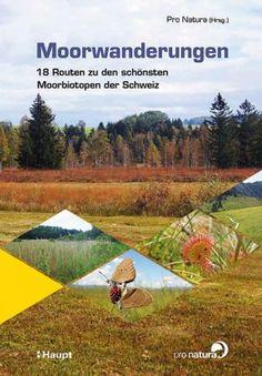 ProNatura, (Hrsg.) «Moorwanderungen. 18 Routen zu den schönsten Moorbiotopen der Schweiz» | 978-3-258-08242-4 | www.haupt.ch Painting, Outdoor, Products, New Books, Landscape, Book, Switzerland, Nature, Conservation