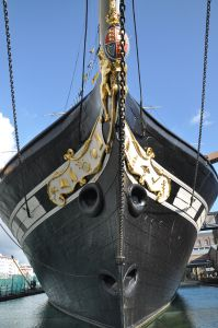 All aboard - Brunel's ss Great Britain