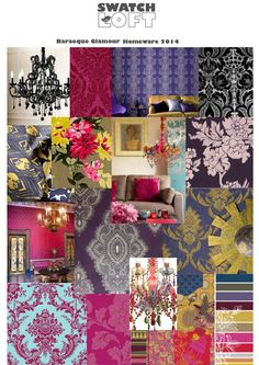 Baroque Glamour - Write On Trend