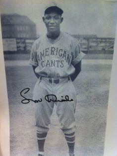 Lou Dials Negro League HOF Signed Baseball Photo Picture 8x10 Autographed COA | eBay