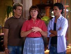 En el Capítulo 14 de El cuerpo del deseo: Andrés le pide a Isabel que corra a Abigail y a sus hijos después de un accidente que tiene Ángela