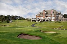 Gearhart Golf the oldest golf coarse west of the Mississippi.