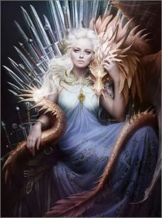 Daenerys of the House Targaryen
