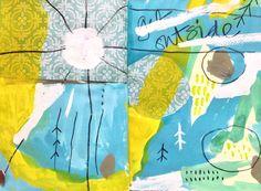 sketchbook #journal project - Zoë Ingram - www.zoeingram.com