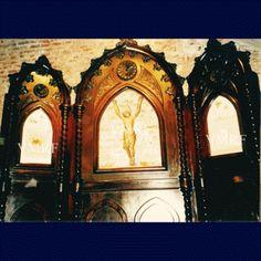15 de agosto de 1999 Historia Mariavita VMRF  Primera vez que se muestra y venera  el cabello de la Virgen VMRF La Casa