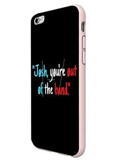 FRZ-Twenty One Pilots Josh You Are Out Of The Band Iphone 6 Plus Case Fit For Iphone 6 Plus Hardplastic Case White Framed FRZ http://www.amazon.com/dp/B017LQ7LMU/ref=cm_sw_r_pi_dp_KBxqwb05V9709