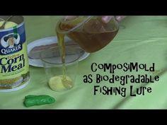 www.ComposiMold.com ComposiMold as Biodegradable Fishing Lure