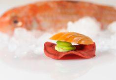 Le rouget comme une huître - http://www.palaisroyal-letraiteur.fr