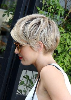 Julianne Hough cut