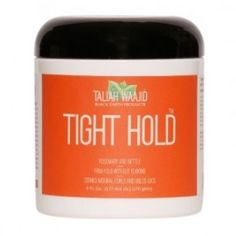 Taliah Waajid Tight Hold for Natural Hair 6 oz $6.29   Visit www.BarberSalon.com One stop shopping for Professional Barber Supplies, Salon Supplies, Hair & Wigs, Professional Product. GUARANTEE LOW PRICES!!! #barbersupply #barbersupplies #salonsupply #salonsupplies #beautysupply #beautysupplies #barber #salon #hair #wig #deals #sales #TaliahWaajid #TightHold #NaturalHair