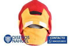 Iron man Gorro