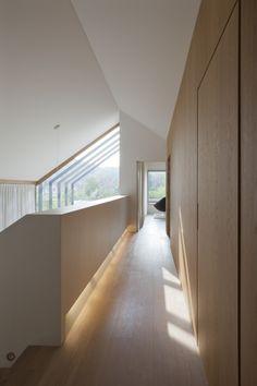 Kirchplatz Office + Residence / Oppenheim Architecture + Design and Huesler Architekten