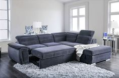 Start getting ready for a holly jolly Christmas! Visit our Online Store to shop for the best deals on holiday decor! Comfort is top priority with this chenille fabric sectional. Dense foam filled cushions hug every part of the linear stitched design while built-in functionality makes this piece timeless. Model# IMP6521 new arrival!, Shop now @ NUOVAETADESIGNS.COM Live with Style!