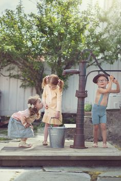 MeMini SS18 Great Photos, Baby Photos, Couple Photos, Vintage Style, Vintage Fashion, Outdoor Play, Couples, Kids, Photography
