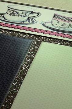 Interior Design Spaces Using Glitter | Live Love in the Home - Glitter Grout Tile