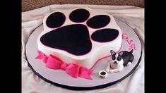 Puppy Party Dog Cake
