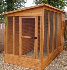 Aviary Design