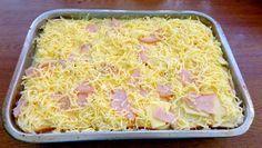 ΜΑΓΕΙΡΙΚΗ ΚΑΙ ΣΥΝΤΑΓΕΣ: Σουφλέ με φέτες ψωμί του τόστ ,πατάτα και τυρί !!! Φανταστικό !!!