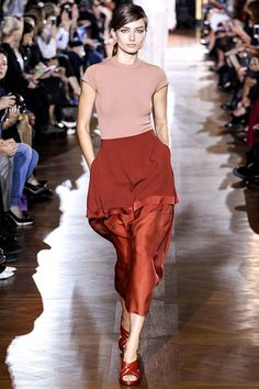 Stella McCartney #SS14 #PFW Fashion Week Paris