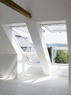 VELUX CABRIO Dachfenster