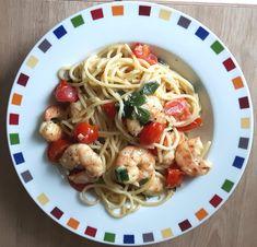 Pasta Scampi e Spinaci alla Vapiano, ein sehr schönes Rezept aus der Kategorie Saucen. Bewertungen: 126. Durchschnitt: Ø 4,4.
