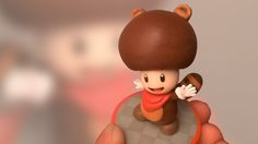 Tanooki Toad suits up in this custom amiibo by Jermaine Cosca ...