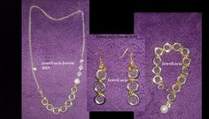 Fusion Beads 30 Day Challenge For Craft Month - March 2015: March 24 Get creative with chain maille.