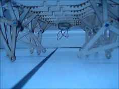 """How to: Build your own DIY """"Animal"""" (Theo Jansen Strandbeest) 