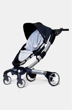 4moms 'Origami' Stroller available at #Nordstrom this is the most high tech stroller I've ever seen!