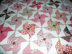 Double pin wheel quilt | Pin Wheel QUILTS | Pinterest | Pin wheels ... : double pinwheel quilt - Adamdwight.com