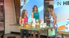 """Food Trends (Joy Bauer - Today Show 6/17/14):  """"Maple Water is going to be the next Coconut Water"""". Nut Butters Brands like Reginald's Homemade, PB Crave, Justin's Nut Butters, Barney Butter, Yumbutter, and Wild Friends Nut Butter are creating funky flavors that are surprisingly low in sugar, packed with great nutrition. Heart healthy fat."""