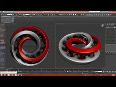 3d Tutorial | Interlocked Mobius Strip | 3dsmax - YouTube