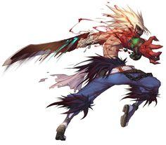 ArtStation - DnF. Ghost swordsman illustration / 던파. 귀검사 일러스트 2006~2008, Kang Joo Sung (galgoo)
