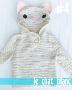 #4 - Le Chat Blanc