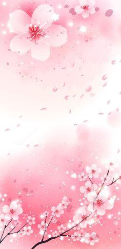 Just love sakura Frühling Wallpaper, Homescreen Wallpaper, Cellphone Wallpaper, Flower Wallpaper, Wallpaper Backgrounds, Cherry Blossom Wallpaper, Cherry Blossom Background, Beautiful Flowers, Beautiful Pictures